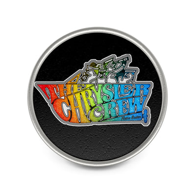 Vintage Chrysler Crew Metal Pin by Retro Boater