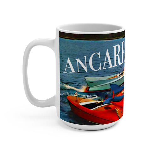 Ancarrow Boats Mug 15oz by Retro Boater