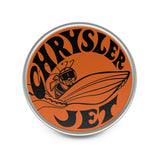 Chrysler Jet Metal Pin by Classic Boater