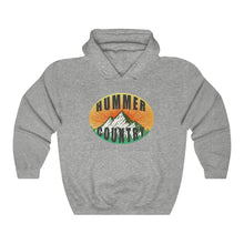 Hummer Country Unisex Heavy Blend™ Hooded Sweatshirt by SpeedTiques