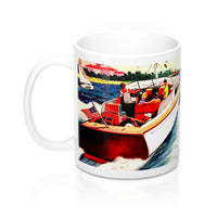 Vintage Cruiser Mugs by Retro Boater