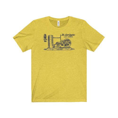Lionel Engine Co T-Shirt by Retro Boater