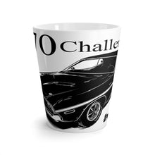 1970 Dodge Challenger Latte mug by SpeedTiques