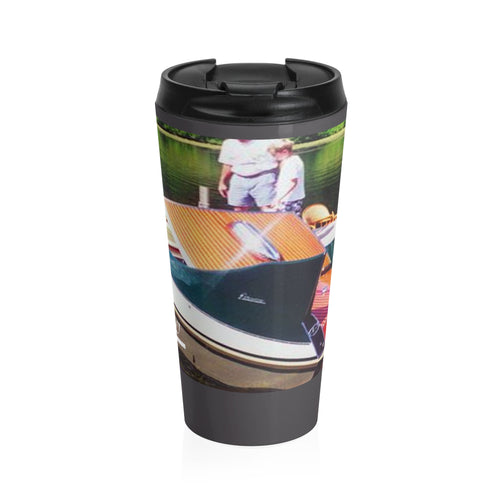 Ancarrow Stainless Steel Travel Mug
