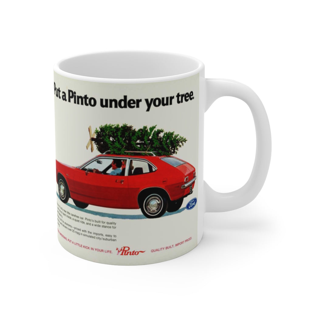 Ford Pinto Mug 11oz by SpeedTiques