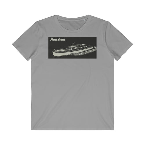 Vintage Wheeler Yacht T-Shirt by Retro Boater