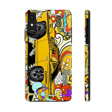 Plymouth Roadrunner Case Mate Tough Phone Cases by SpeedTiques
