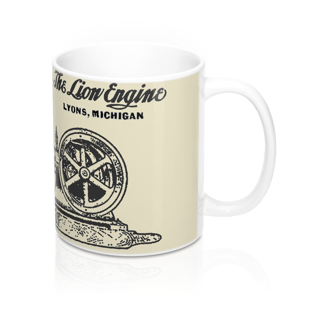 Lionel Engine Co 11oz Mug by Retro Boater