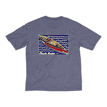 Vintage Stancraft Men's Heather Dri-Fit Tee by Classic Boater
