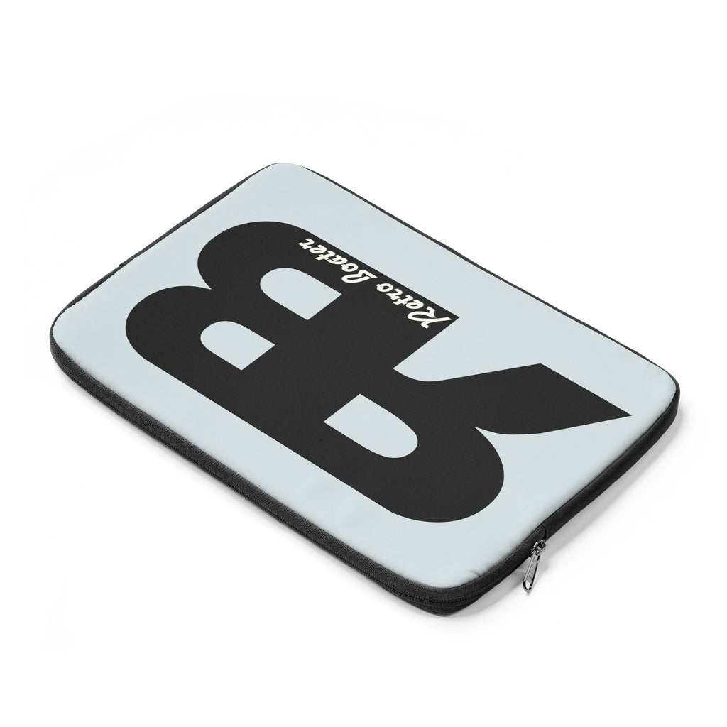Retro Boater Logo Laptop Sleeve