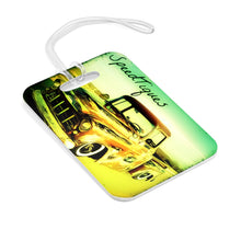 1956 Chevy Pickup Shop Truck Bag Tag by SpeedTiques