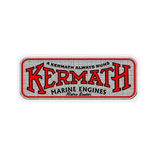 Kermath Kiss-Cut Stickers by Retro Boater