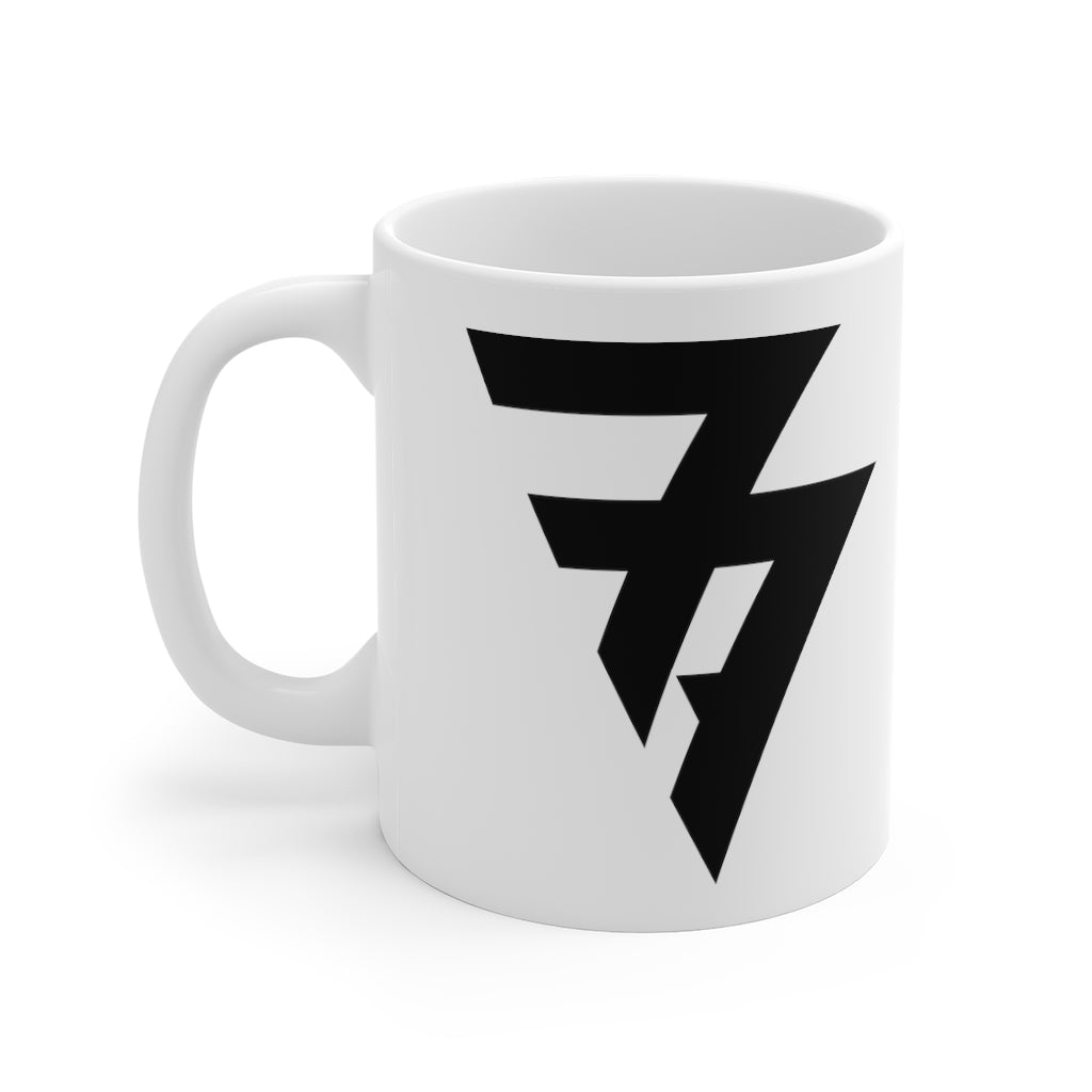 Fast Freddies FF Logo Mug 11oz by SpeedTiques