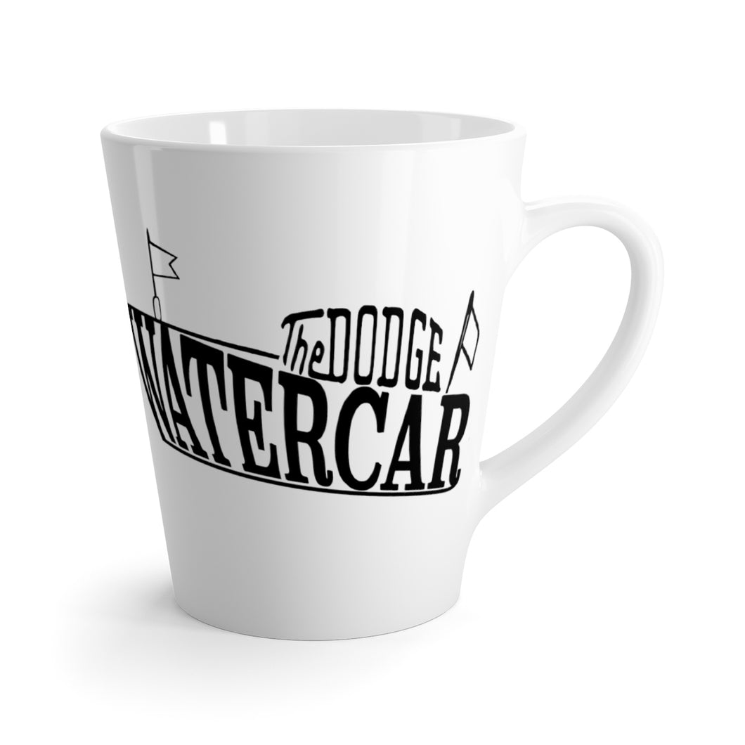 Dodge Watercar Latte mug by Retro Boater