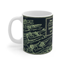 1929 Super Elto Outboard Motor White Ceramic Mug
