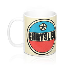Chrysler Boat Mug 11oz by Retro Boater