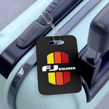 Toyota FJ Cruiser Bag Tag by SpeedTiques