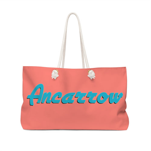 Ancarrow Boats Weekender Bag by Retro Boater