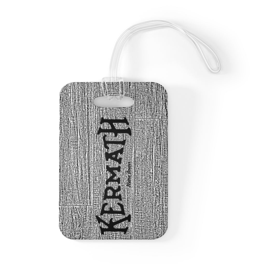 Kermath Engine Co. Bag Tag by Retro Boater