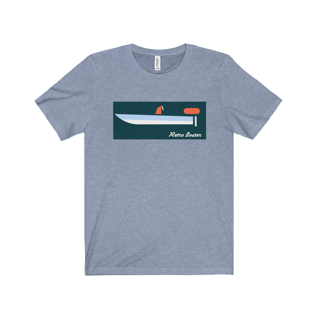 Center Console Unisex Jersey Short Sleeve Tee