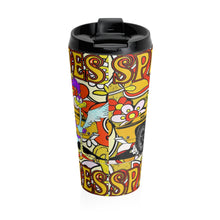 Plymouth Roadrunner Stainless Steel Travel Mug by SpeedTiques