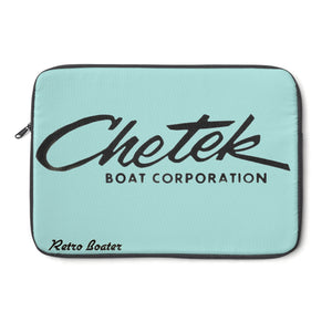 Chetek Logo Laptop Sleeve