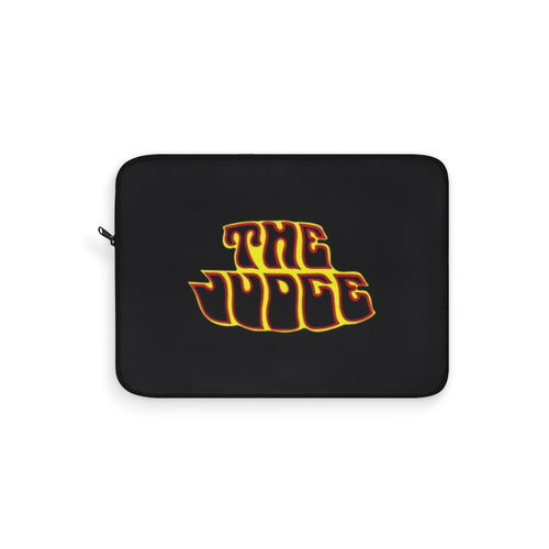 Vintage Pontiac GTO Judge Laptop Sleeve by SpeedTiques