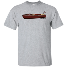 Vintage Chris Craft Utility by Retro Boater G200 Gildan Ultra Cotton T-Shirt