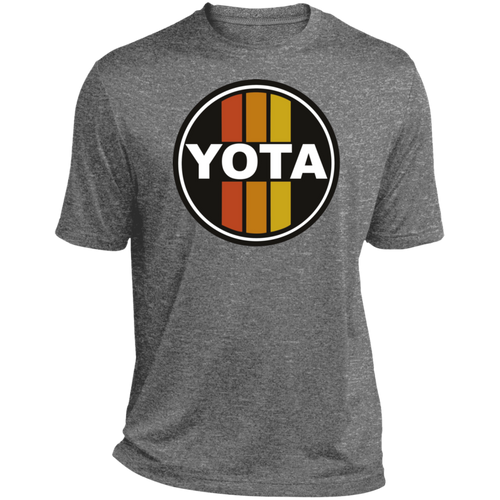 Vintage look Yota Toyota Circle Sign Style Heather Dri-Fit Moisture-Wicking T-Shirt
