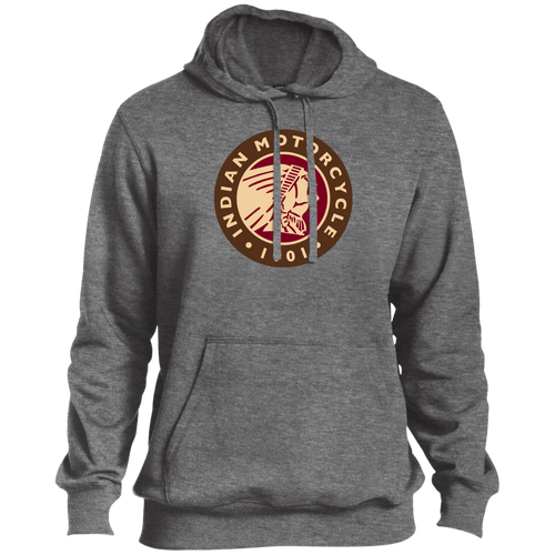1901 Vintage Indian Motorcycle Pullover Hoodie