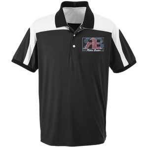 TT22 Team 365 Colorblock Polo