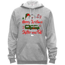 Shitters Full Christmas 71500 Anvil Pullover Hooded Fleece