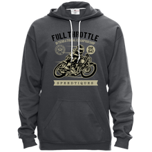 Speedtiques Full Throttle  Anvil Pullover Hooded Fleece