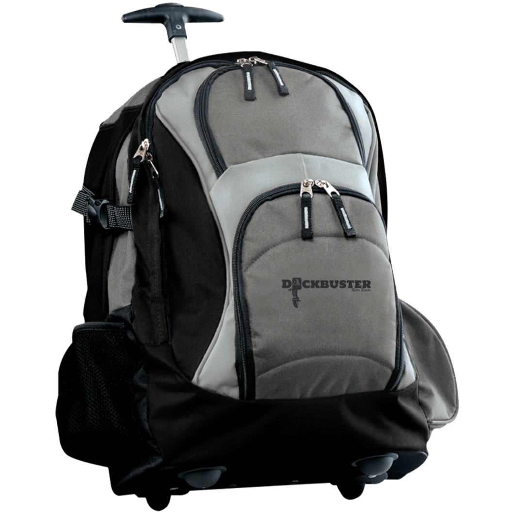 Dock Buster BG76S Port Authority Wheeled Backpack