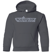 Silver Arrow Club G185B Gildan Youth Pullover Hoodie