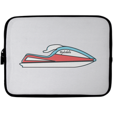 1991 Jet Ski by Hydroholic Laptop Sleeve - 10 inch