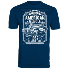 American Muscle 790 Augusta Men's Wicking T-Shirt