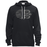Classic Boater Logo  Anvil Pullover Hooded Fleece