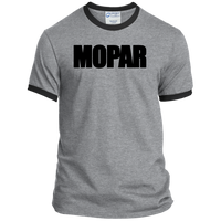 Mopar Dodge Plymouth PC54R Port & Co. Ringer Tee by SpeedTiques