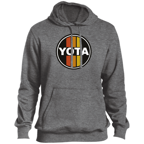 Vintage look Yota Toyota Circle Sign Style Pullover Hoodie