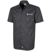 Dock Buster by Classic Boater  Dickies Men's Short Sleeve Workshirt