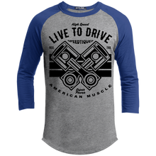 Speedtiques Live to Drive Sport-Tek Sporty T-Shirt