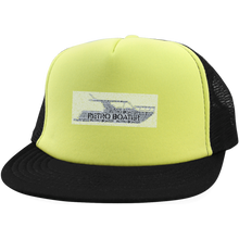 Cruiser Art by Retro Boater DT624 District Trucker Hat with Snapback