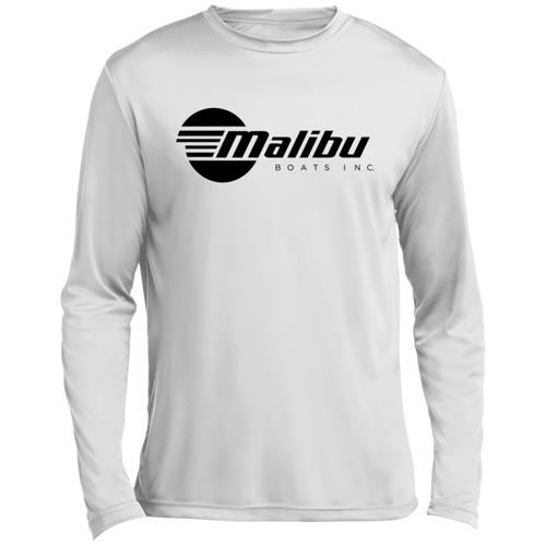 Classic Malibu Boats Long sleeve Moisture Absorbing T-Shirt