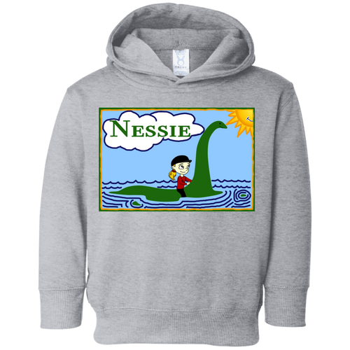 Quinn and Nessie 3326 Rabbit Skins Toddler Fleece Hoodie