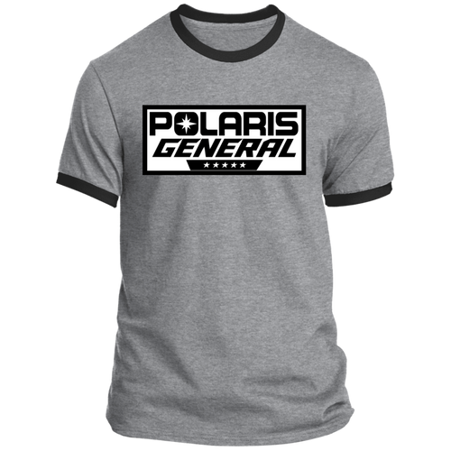 Classic Polaris General ATV UTV Ringer Tee