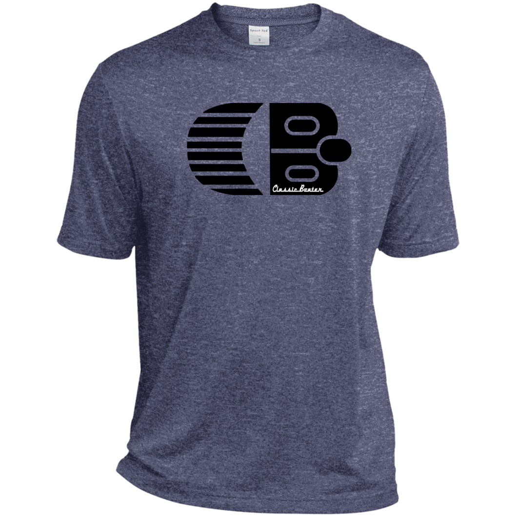 Classic Boater Logo  Sport-Tek Heather Dri-Fit Moisture-Wicking T-Shirt