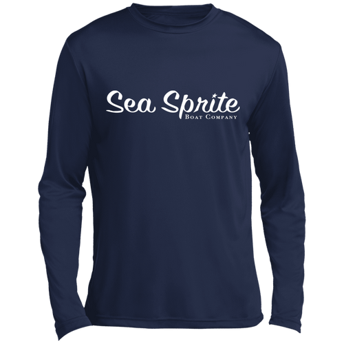 Vintage Sea Sprite Boat Company Long sleeve Moisture Absorbing T-Shirt