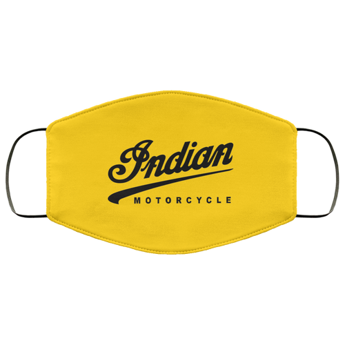 Vintage Indian Motorcycle FMA Face Mask