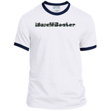 Muscle Boater PC54R Port & Co. Ringer Tee